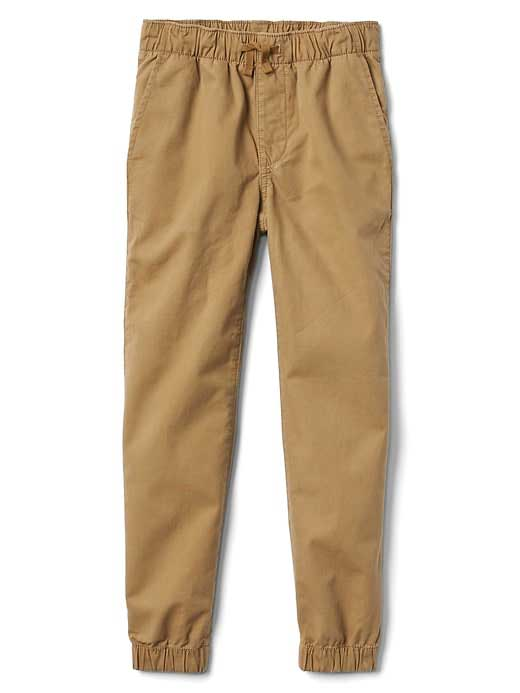 Gap Canvas Joggers