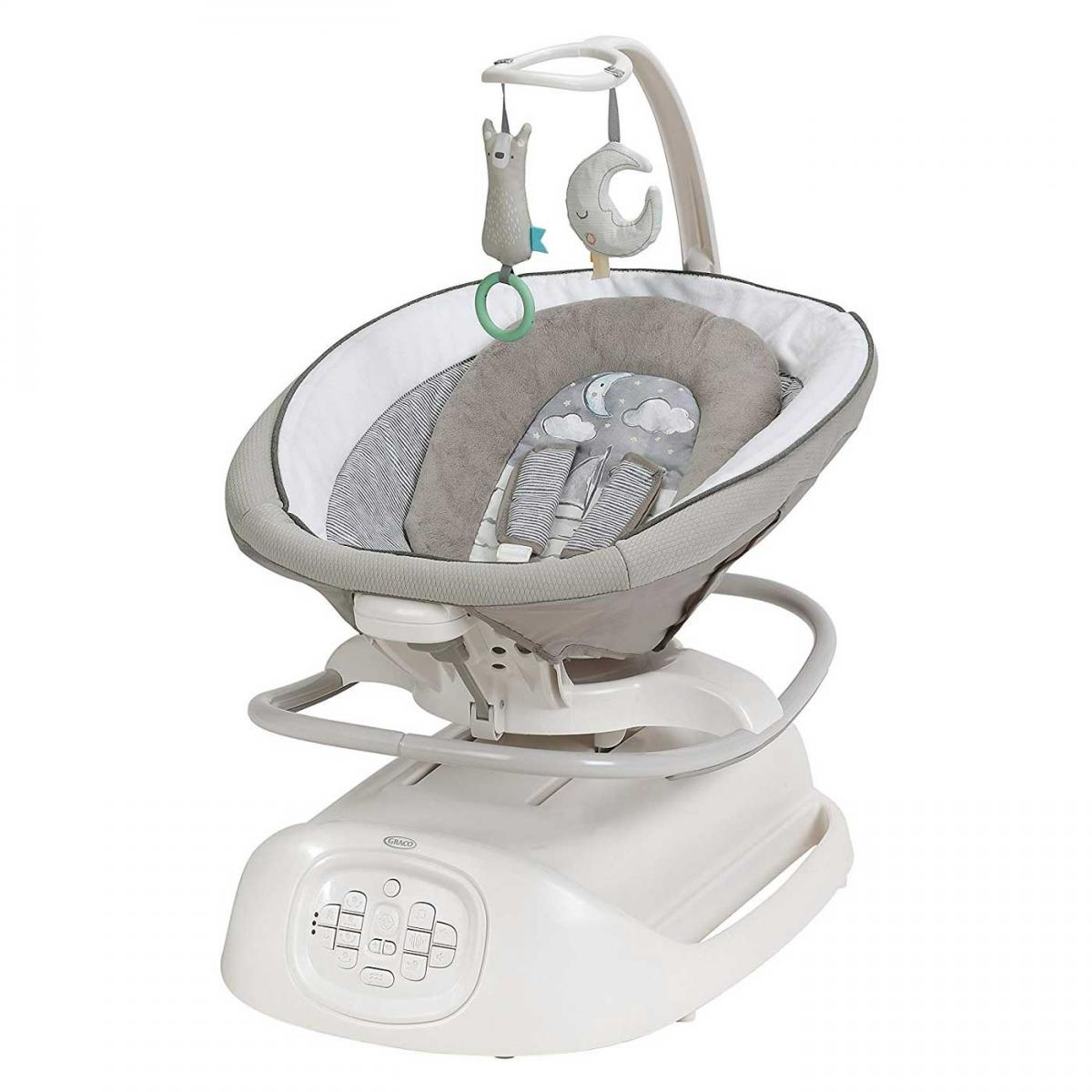 Graco Sense2Soothe Swing with Cry Detection Technology