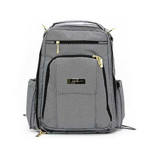 Ju-Ju Be Be Right Back Backpack Style Diaper Bag in Queen of the Nile
