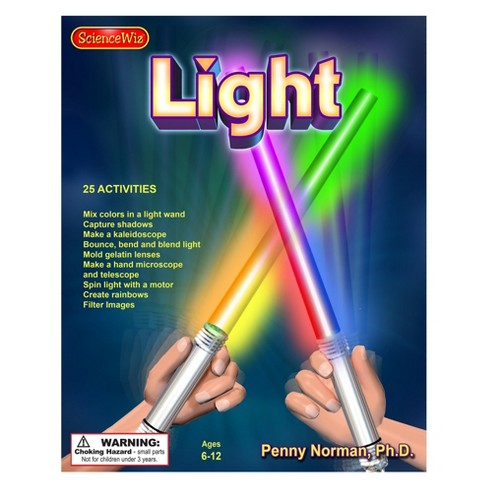 ScienceWiz Light Science Kit