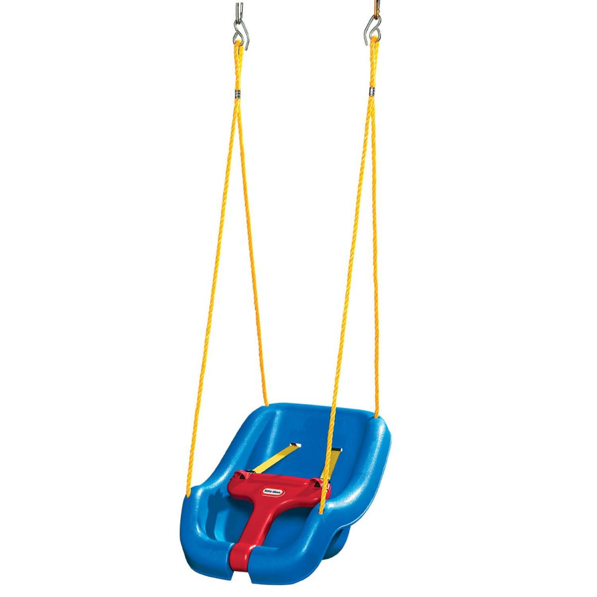 Little Tikes 2-in-1 Snug N' Secure Outdoor Swing