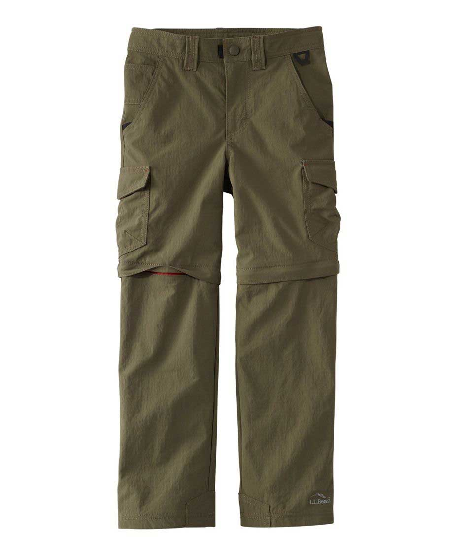 LL Bean Trekking Zip-Off Pants