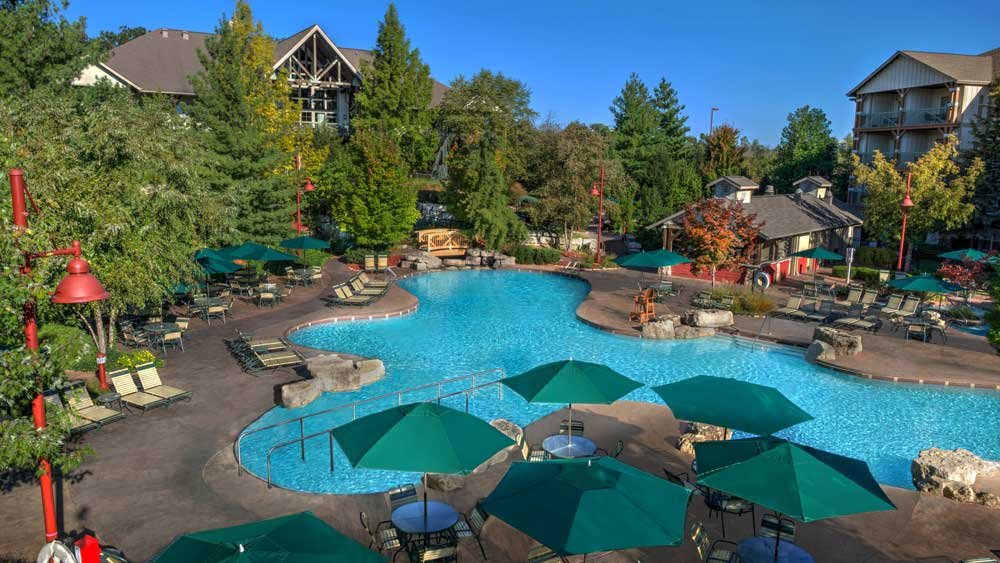 Marriott's Willow Ridge Lodge, Branson, Missouri