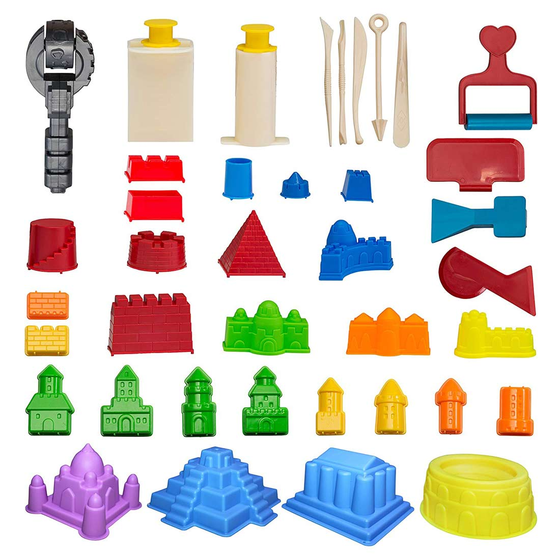 CoolSand Advanced Building Sand Molds and Tools Kit