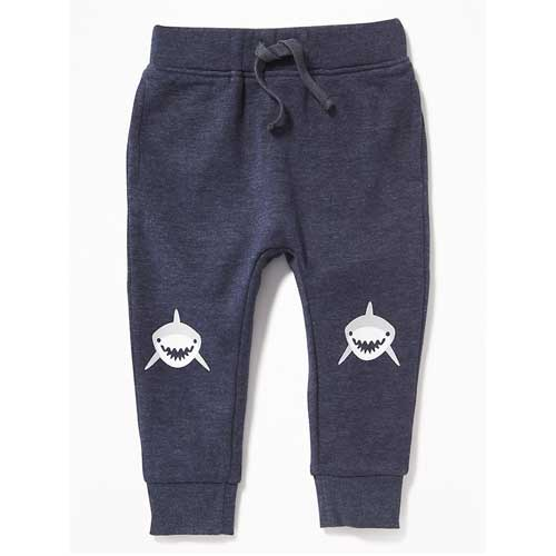 Old Navy Critter-Graphic Joggers