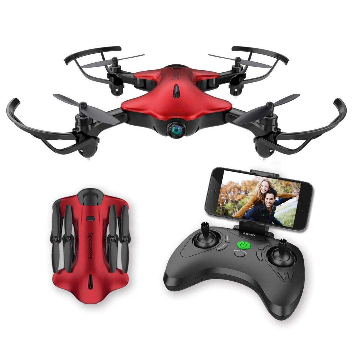 Spacekey FPV Wi-Fi Drone with Camera