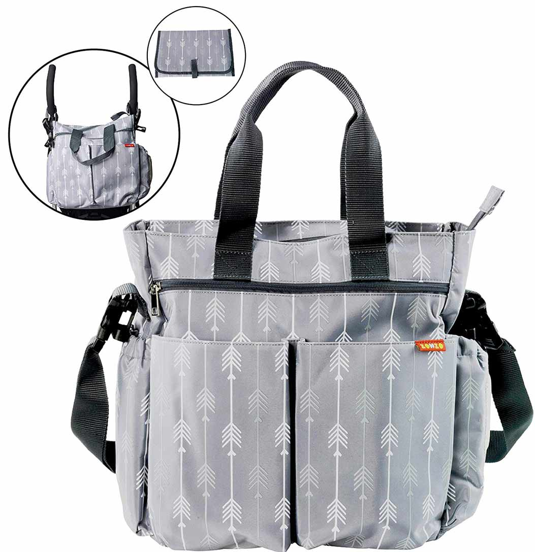 Diaper Bag for Baby by Zohzo