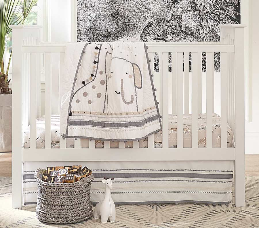Pottery Barn Kendall Crib