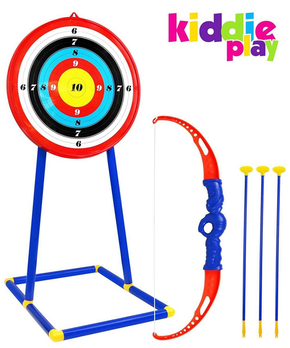 Kiddie Play Toy Archery Set