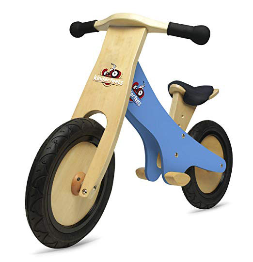 Kinderfeets Wooden Balance Bike