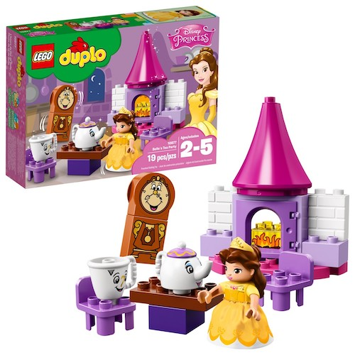 LEGO DUPLO Princess Belle's Tea Party