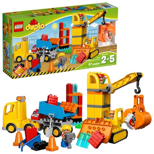 LEGO DUPLO Town Big Construction Site