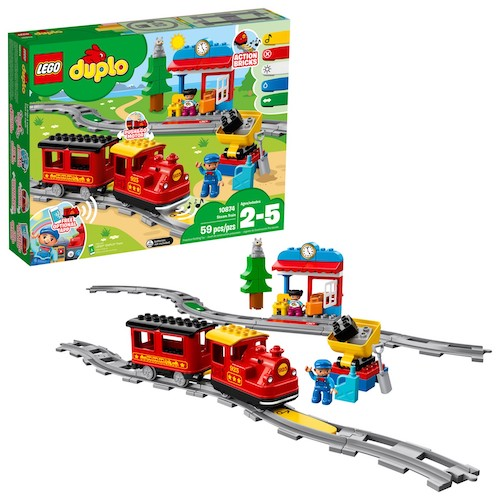 LEGO DUPLO Town Steam Train
