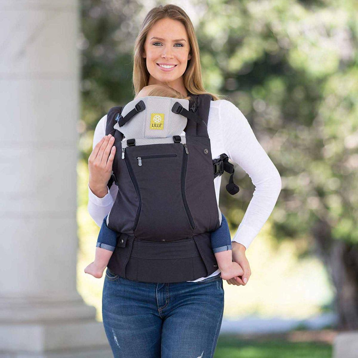 LÍLLÉbaby The COMPLETE All Seasons SIX-Position, 360° Ergonomic Baby & Child Carrier