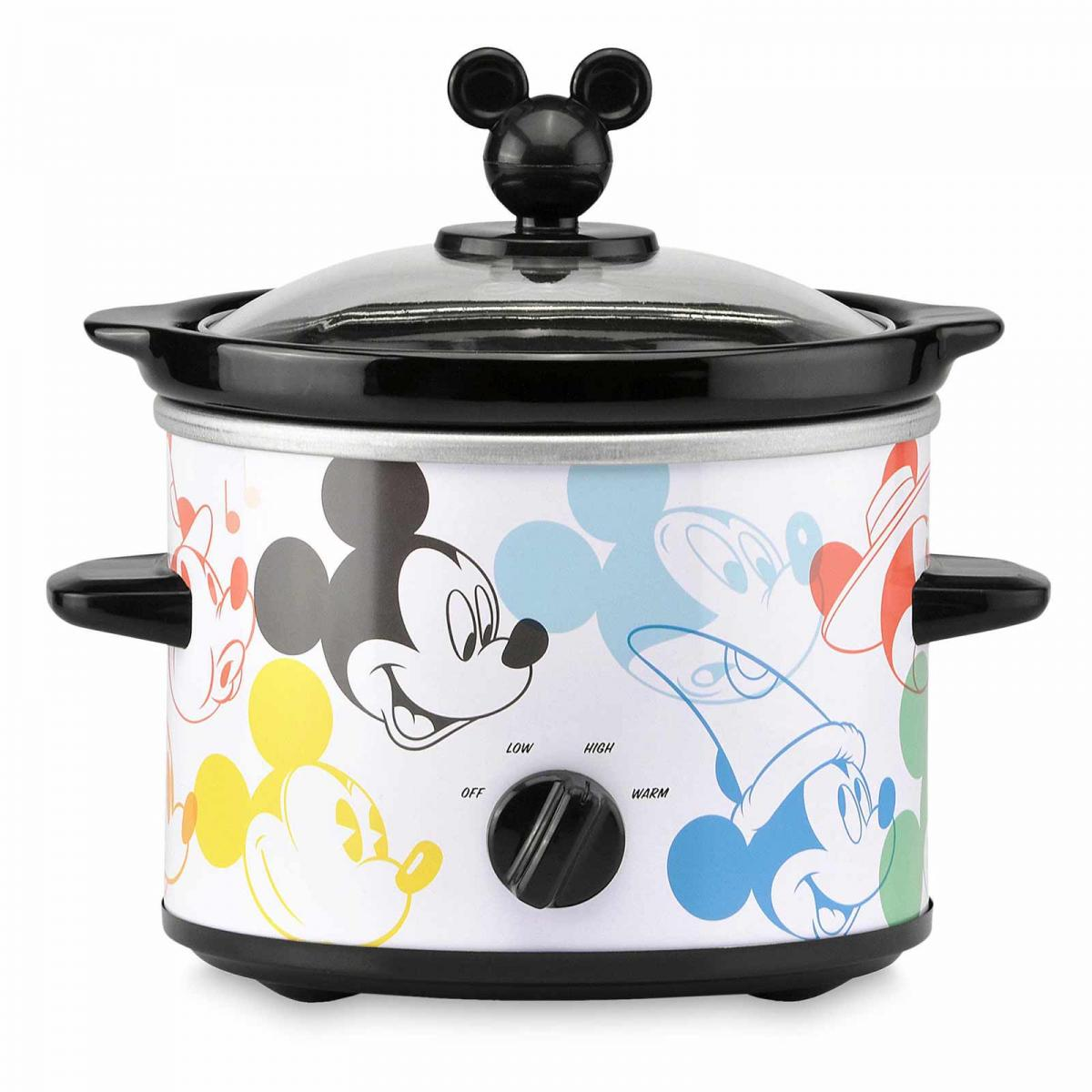 Mickey Mouse 90th Anniversary Slow Cooker