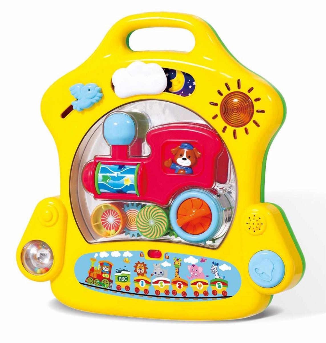 Musical Baby Action Center
