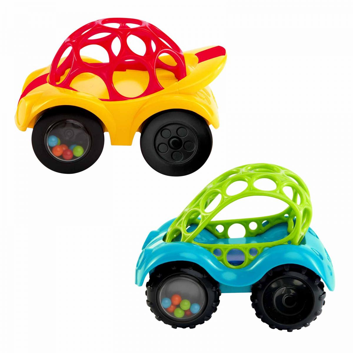 Oball Rattle & Roll Toy