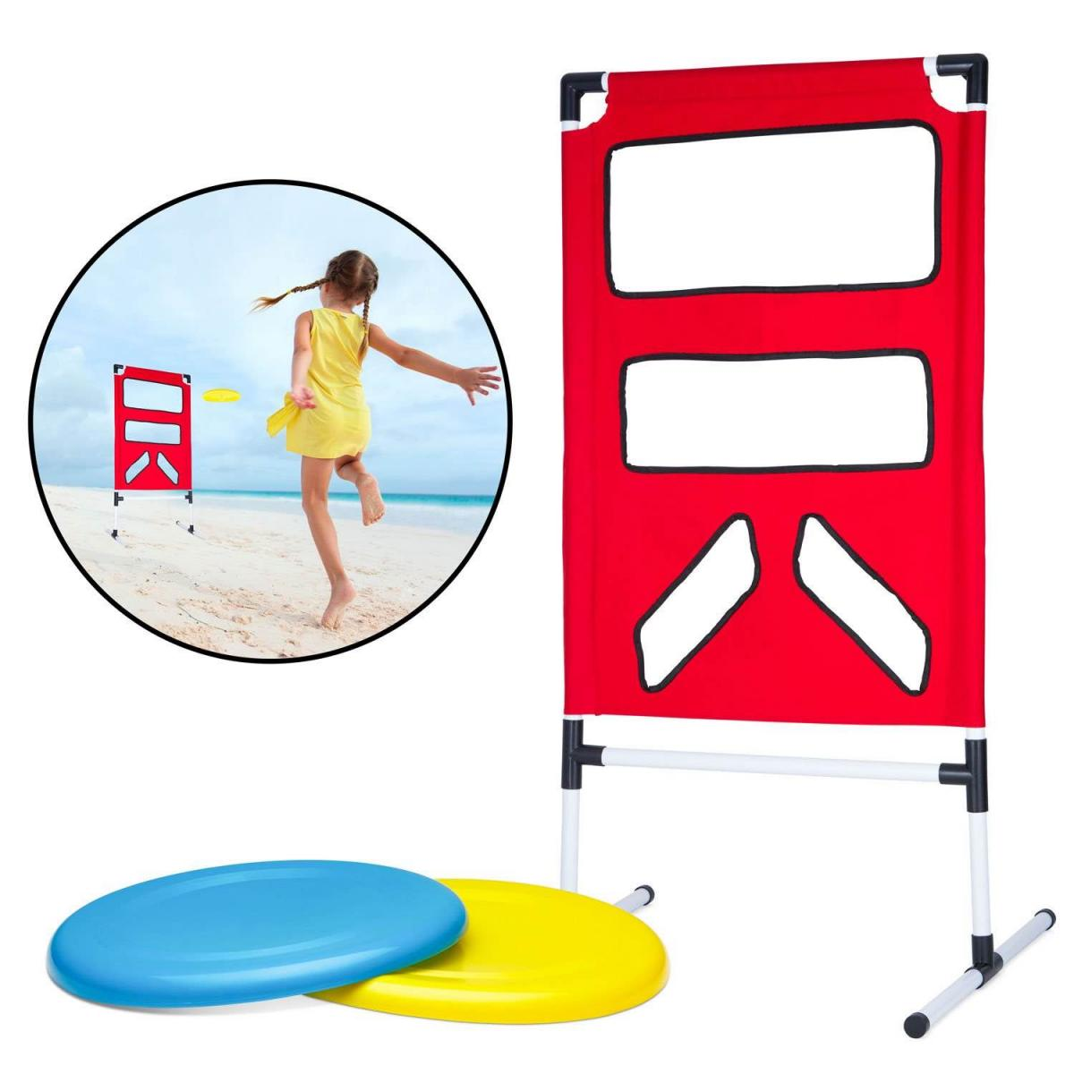 Outdoor Backyard Disc Toss Target Lawn Game