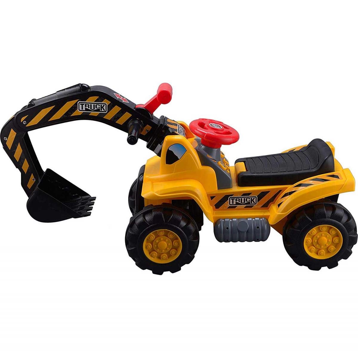 Play22 Toy Tractors for Kids Ride On Excavator