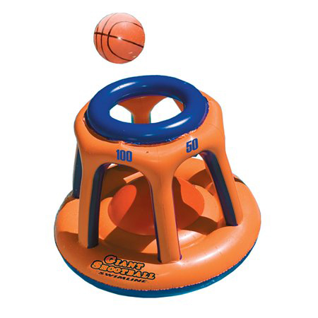 Swimline Basketball Hoop