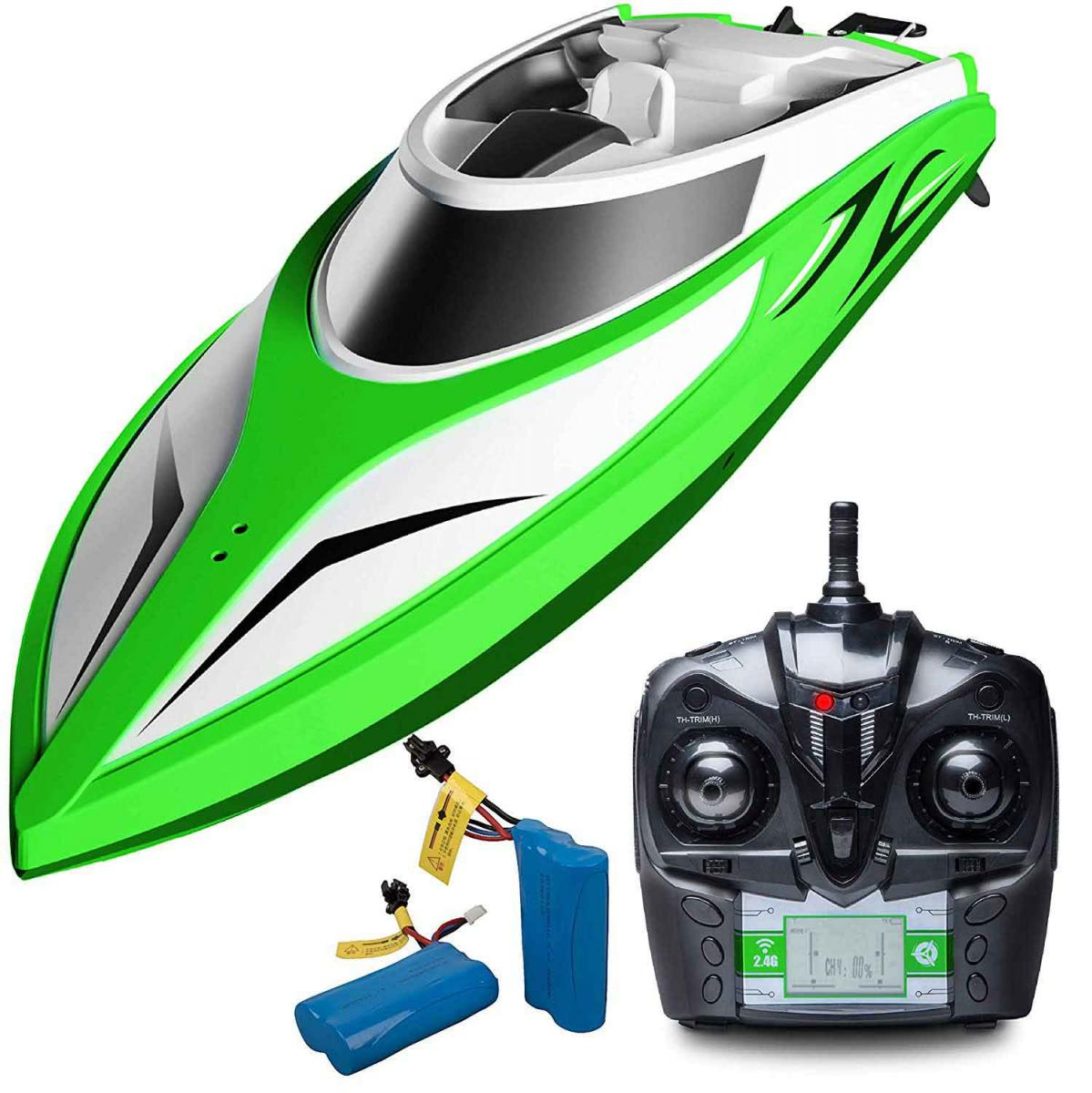 Remote Control Boat Motorized Pool Toy
