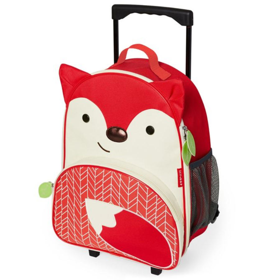 Skip Hop Zoo Little Kid & Toddler Rolling Luggage