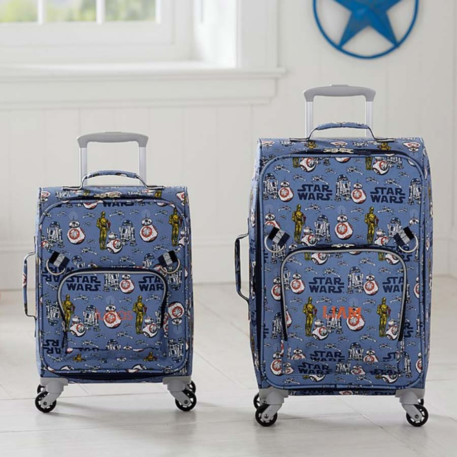 Pottery Barn Kids Spinner Luggage