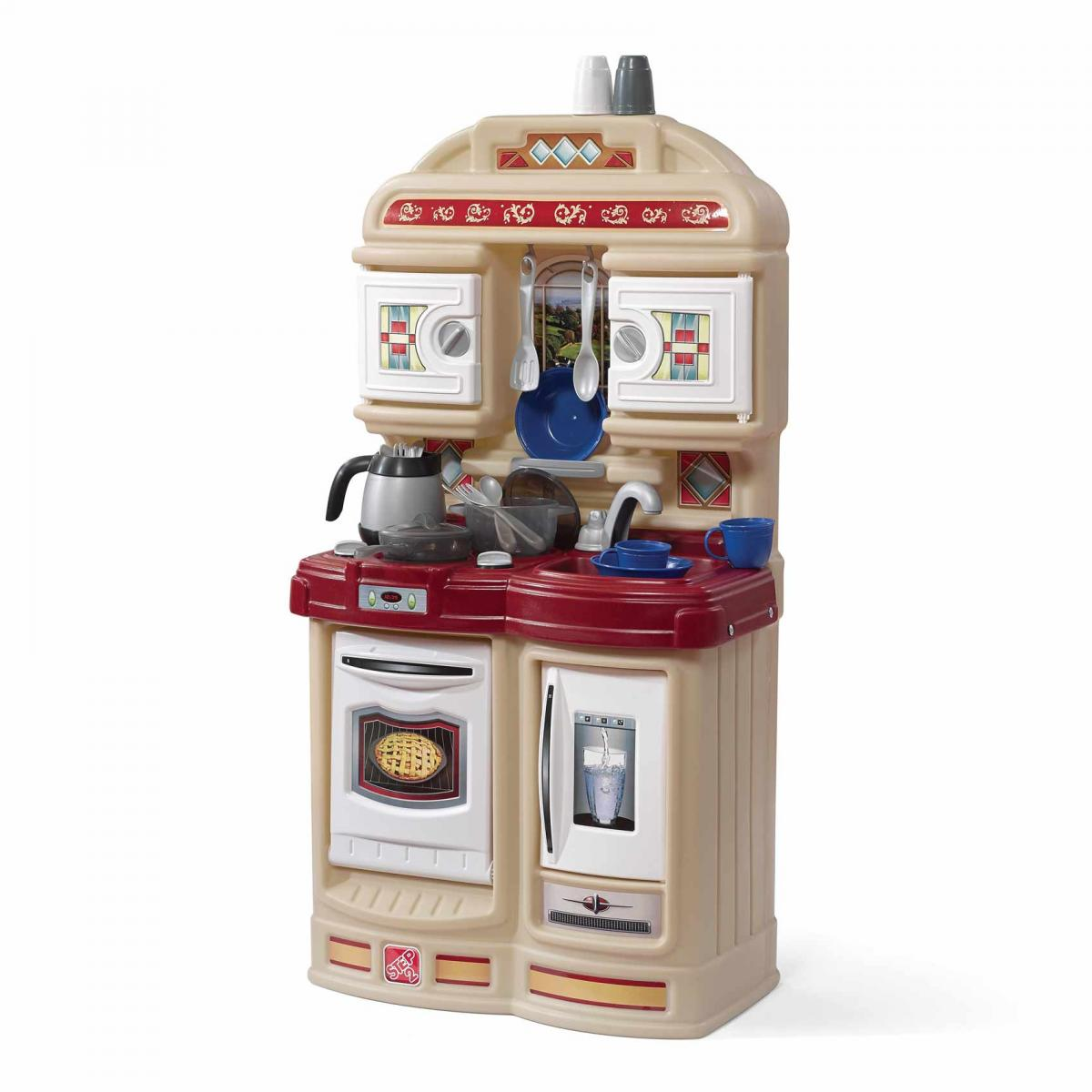 Step 2 Cozy Kitchen: 10 Best Kitchen Play Sets For Toddlers