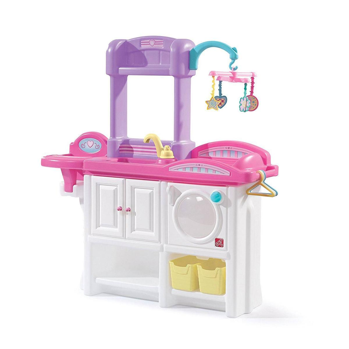 Step2Love and Care Deluxe Doll Pretend Play Nursery