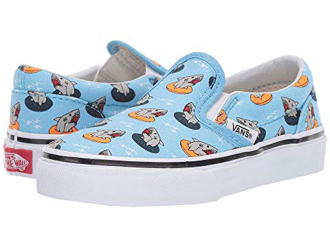 Vans Kids Classic Slip On