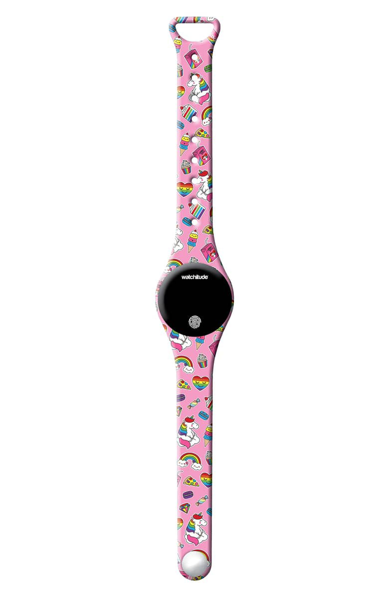 Unicorn Treats Activity Tracker Watch