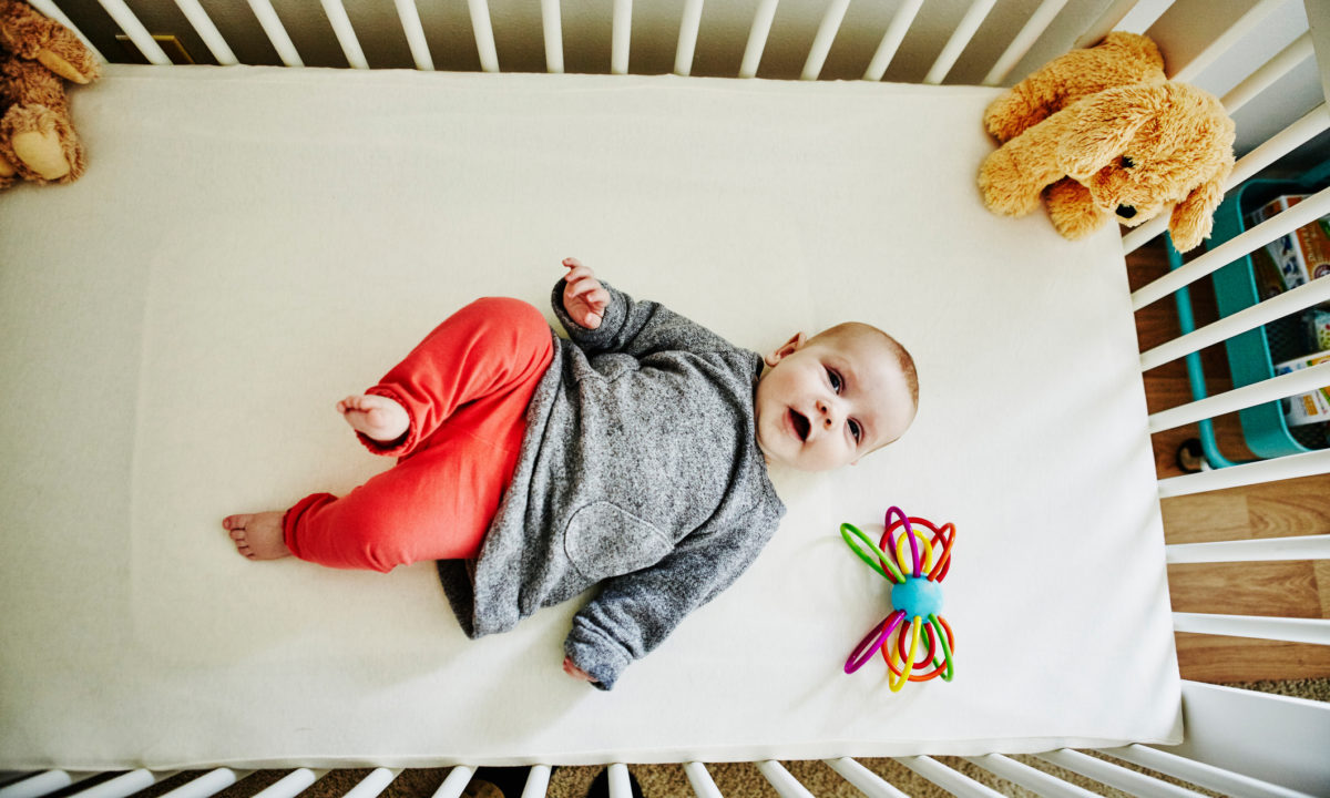 The Best Baby Cribs for the Sweetest, Safest Sleep