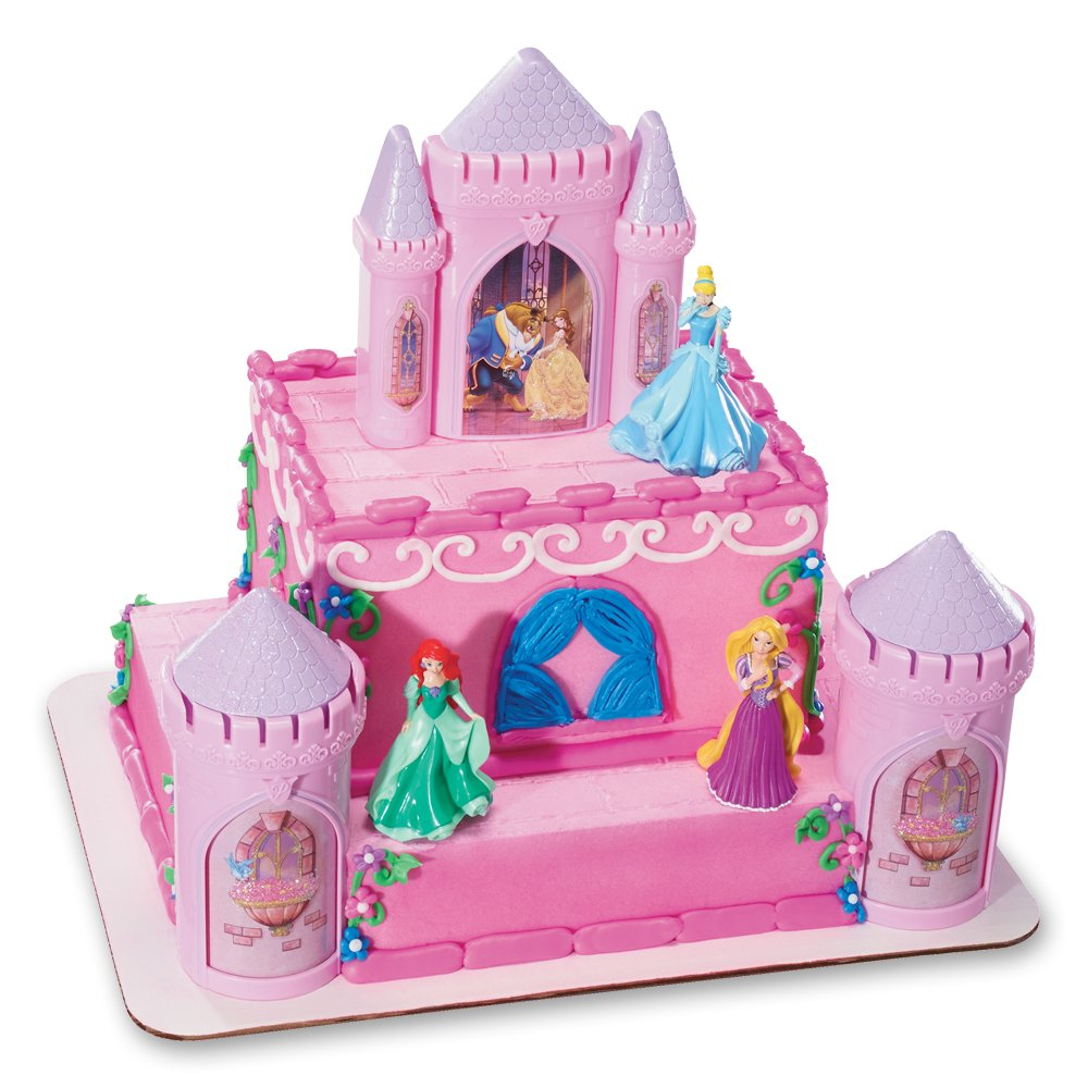 Decopac Disney Princess Happily Ever After Cake Topper
