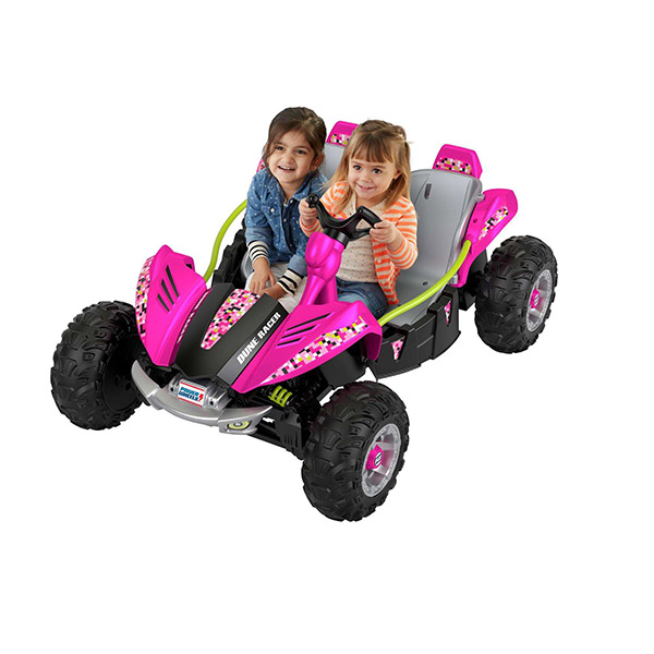 Power Wheels Dune Racer Battery-Powered Ride-On Vehicle for Kids