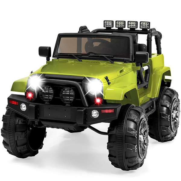 Best Choice Products 12V Kids Electric Battery-Powered Ride-On Truck