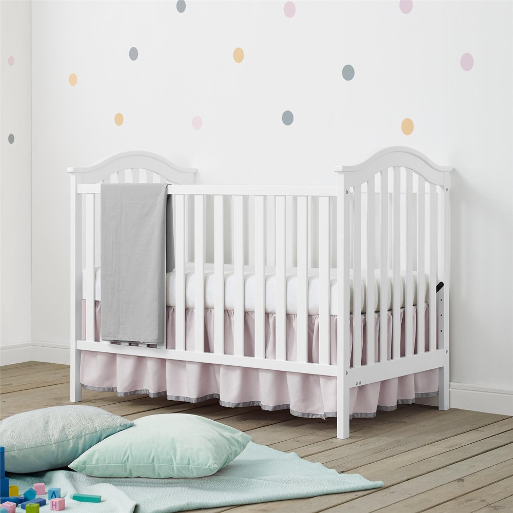 Baby Relax Adelyn 2-in-1 Convertible Crib