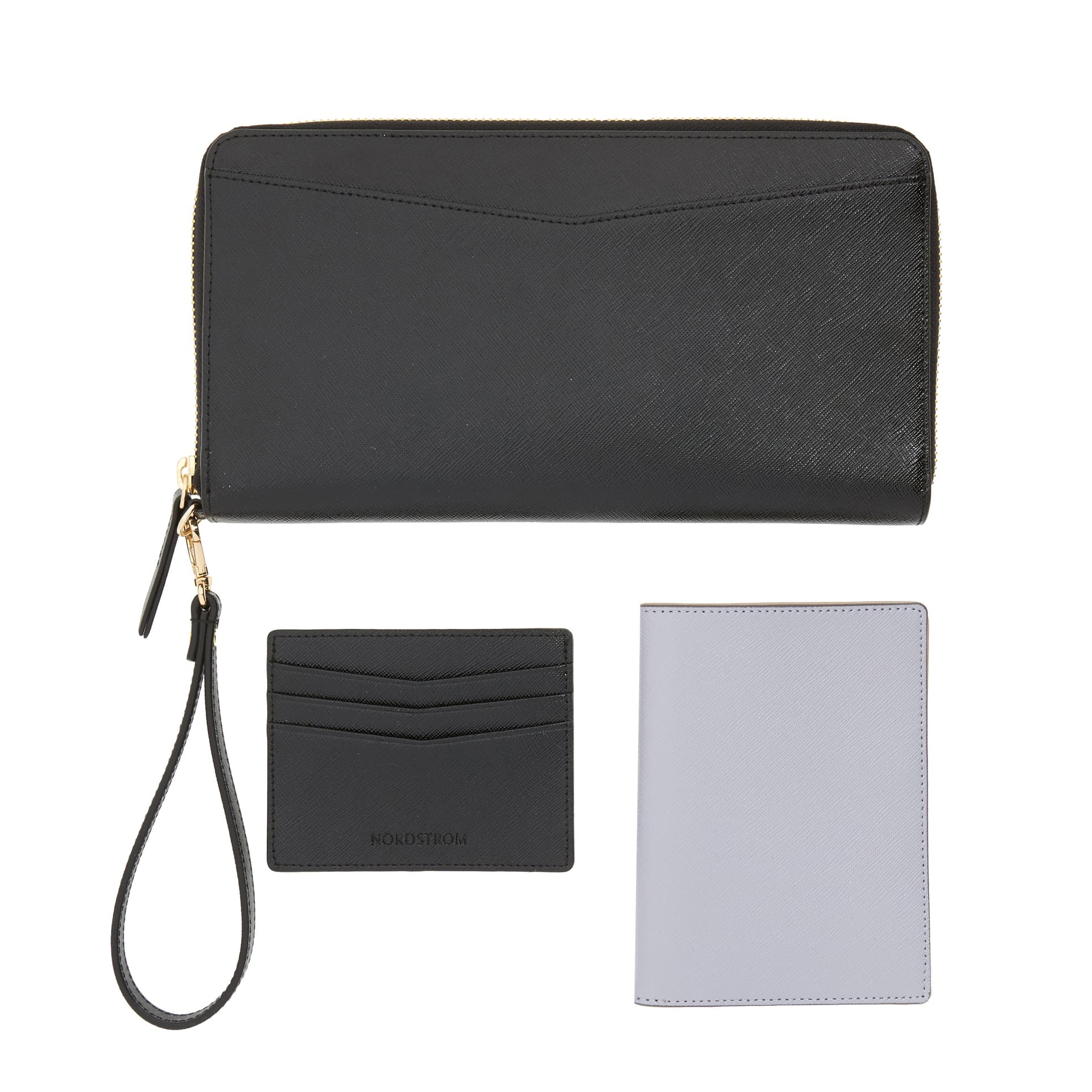 Leather Travel Organizer