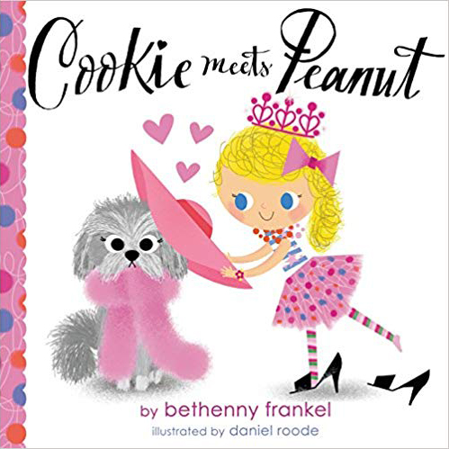 Cookie Meets Peanut by Bethenny Frankel