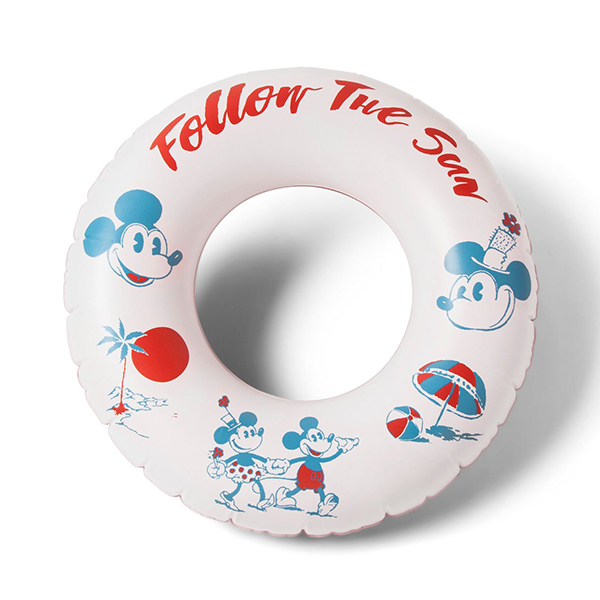 Mickey Mouse 'Follow the Sun' Inflatable Ring