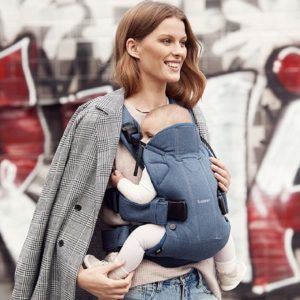 This BabyBjörn Baby Carrier Has Over 1,000 Five-Stars Reviews Written by Parents Who Love It!