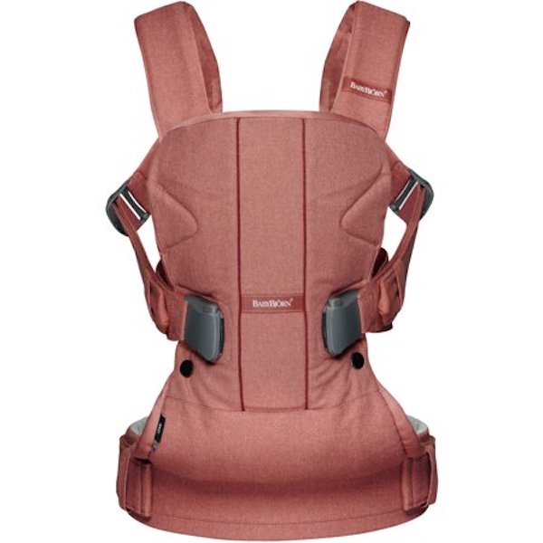 BabyBjörn Baby Carrier One in Terracotta