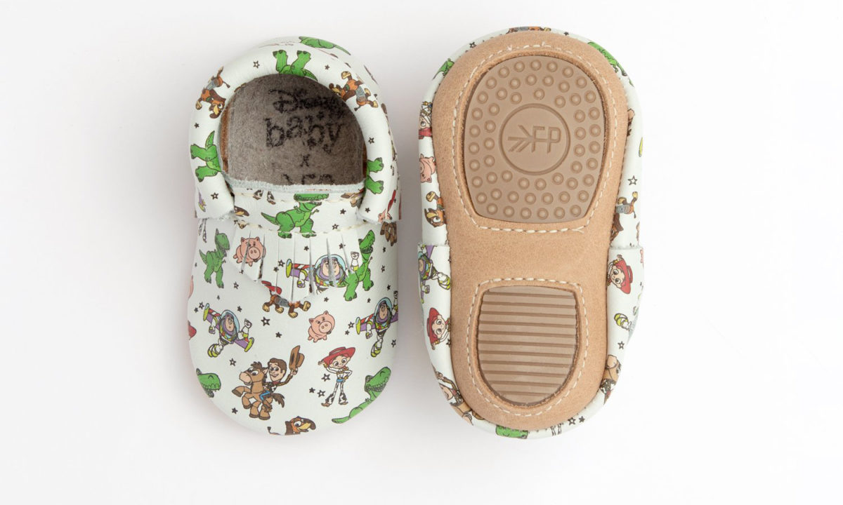 Freshly Picked Just Launched These Adorable Toy Story Moccasins, And We Want Them All!