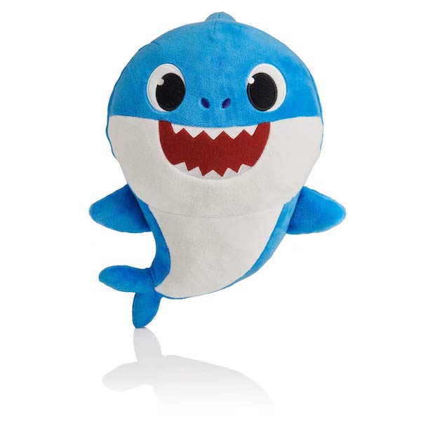 WowWee Pinkfong Daddy Shark Official Song Doll