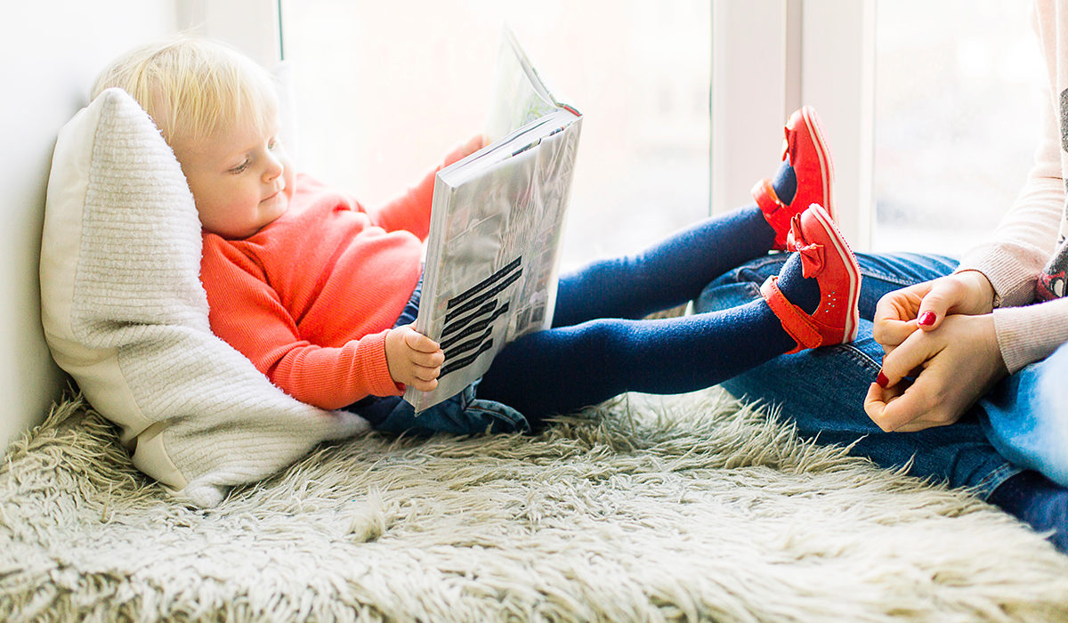 10 Great Books to Read to Your Toddler