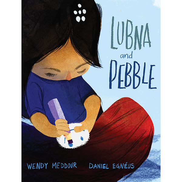 """""""Lubna and Pebble"""" by Wendy Meddour"""