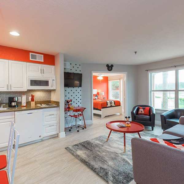 Mickey Mouse Themed Condo in Kissimmee, FL