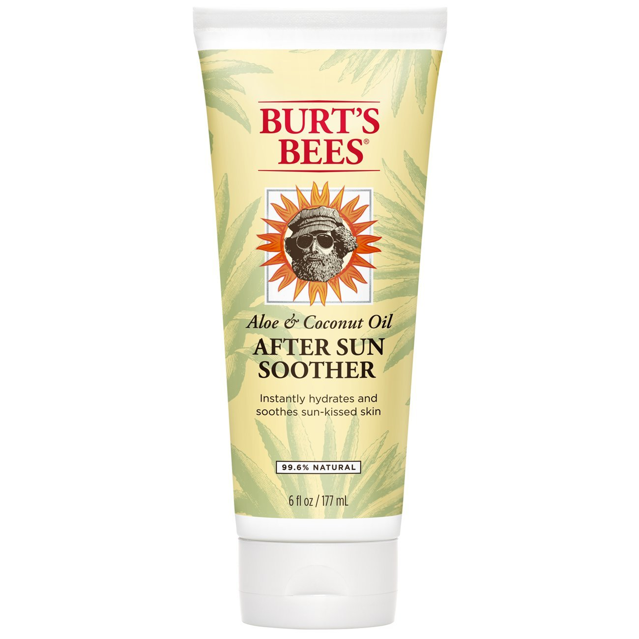 Burt's Bees Aloe and Coconut Oil After Sun Soother