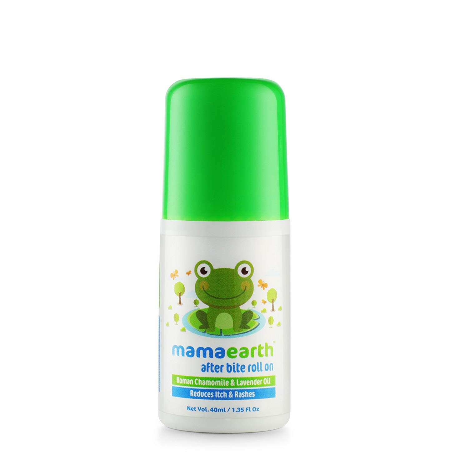 Mamaearth After Bite Roll On with Chamomile Oil for Kids and Babies