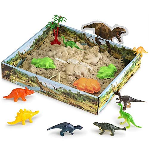 CoolSand 3D Sandbox Dino Discovery Edition