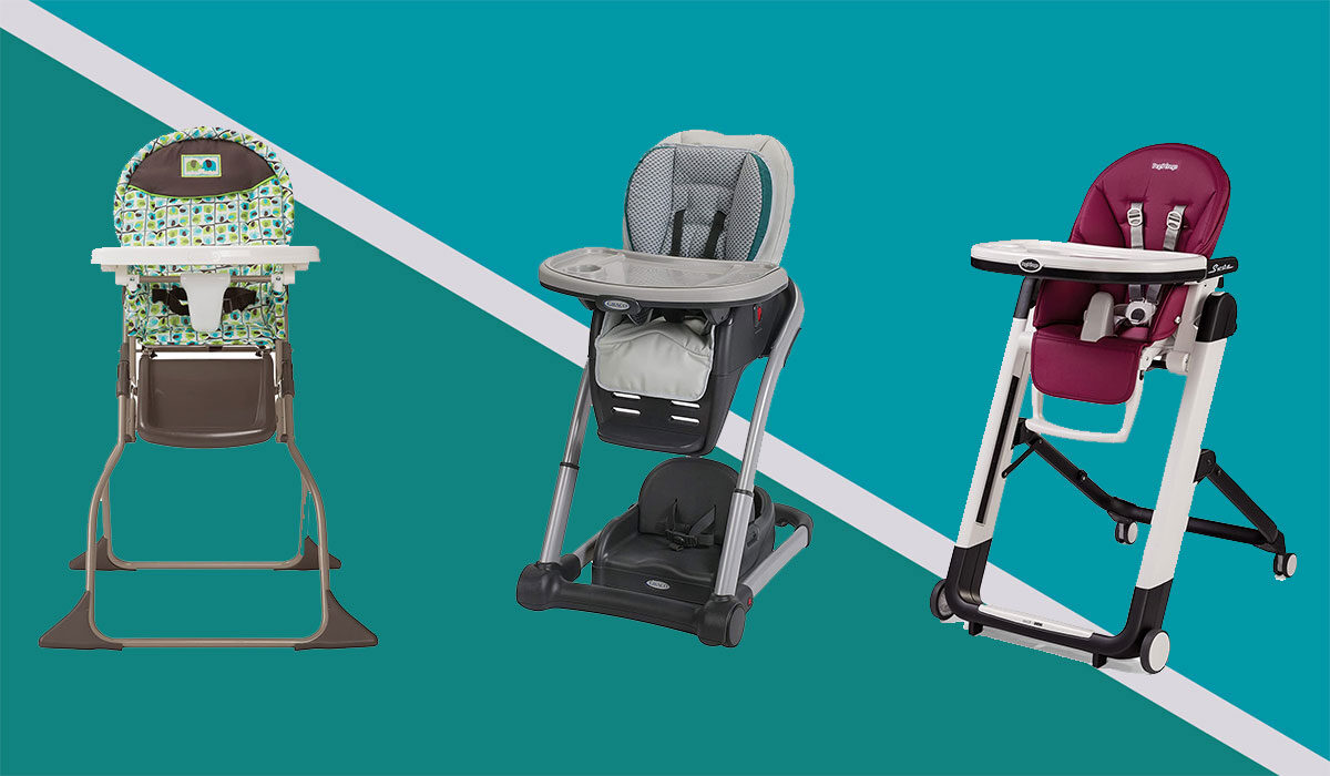 The 10 Best High Chairs For Babies